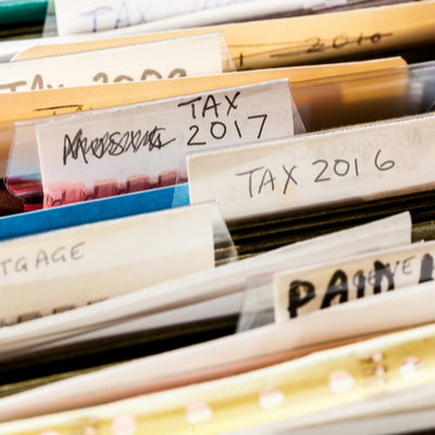 How Long Do I Have to Keep My Tax Records?